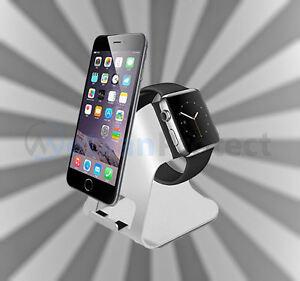 iwatch Stand Docking Ladestation Halterung Halter für Apple Iphone Alu38mm 42mm