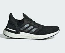 Adidas Ultra Boost 20 Tenis para Correr-Negro (EF1043), UK8 (EU42), Nuevo Y En Caja, RRP £ 160