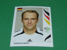 28 FABIAN ERNST ALLEMAGNE PANINI FOOTBALL GERMANY 2006 WM FIFA WORLD CUP