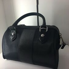 645019b8cc6 New With Tags Aldo Montegabbione Black Satin Handbags