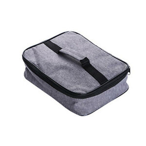 Student Lunch Box Stainless Steel Kid Adult Bento Leak proof with Insulated Bag