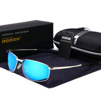 Men's Polarized Photochromic Sunglasses Driving Sports Chameleon Glasses Eyewear