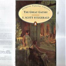 The Great Gatsby - F Scott Fitzgerald
