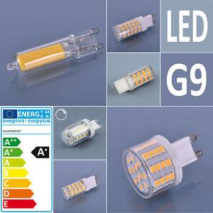 LED Leuchtmittel G9 Lampe Stiftsockel Stecklampe Ersatz Sparlampe Birne