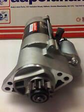 Si Adatta Nissan Navara D40 2.5 DCI CRD YD25DDi DIESEL 05-10 Motore di Avviamento Nuovo di Zecca