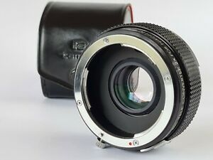 Tamron 2x MC Tele Converter For Nikon AI With Leatherette Case, Excellent