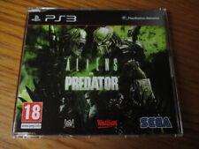 Aliens vs Predator PROMO – PS3 ~ NEW (Full Promotional Game) PlayStation 3 SEGA