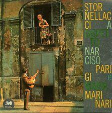 NARCISO PARIGI MARIA MARINARI STORNELLACI A DISPETTO EP M- M-