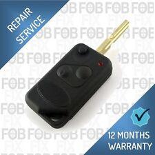 Range Rover P38 Button Remote Key Fob Repair Fix Service