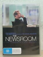The Newsroom Season 1 (DVD, 4-Disc) SERIES ONE - ALMOST 6 HOURS ! Region 4