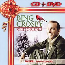 White Christmas/Winter Dreams - Bing Crosby (2006, CD NIEUW)2 DISC SET