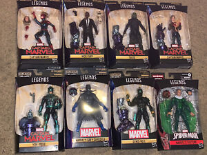Marvel Legends Lot Of 8 Action Figures