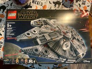 STAR WARS LEGO 75257 - MILLNNIUM FALCON