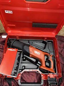 HILTI WSR 22-A Reciprocating saw