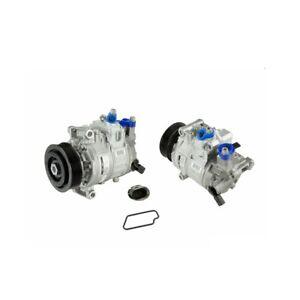For Audi A4 A5 Quattro Q5 A/C Compressor and Clutch Denso 471-1691