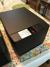 """Bose 17"""" By 9"""" By 10"""" 301 Series 1v Speakers 2 Pre Owned"""