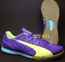 PUMA EVOSPEED 4.3 IT MENS Indoor Soccer Football Boot Shoes 103022 01