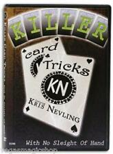 Killer Card Tricks With No Sleight of Hand DVD -Learn Easy Amazing CloseUp Magic