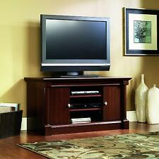 cherry wood tv stand Cherry Contemporary Sauder Entertainment Centers & TV Stands for  cherry wood tv stand