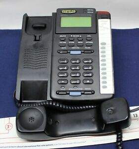 CORTELCO COLLEAGUE 2210 PHONE Black
