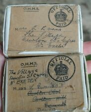 WW2 boxed medals to two sisters nurse or ATS