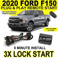 Gas//Diesel Plug /& Play Remote Start // 3X Lock Push Start 2020 Ram 2500 3500