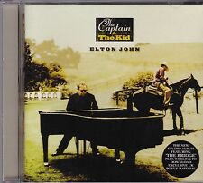 ELTON JOHN - THE CAPTAIN & THE KID - CD