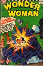 WONDER WOMAN  .N°163 --1966- US .DC -ÉTAT VG+ 4.5
