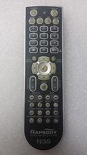 Rapsody N35 Home Media Center Remote Control
