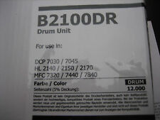 NoName dr2100 DRUM UNIT PER BROTHER dcp-7030 -7045 hl-2140 -2150 2170 mfc-7320