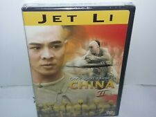 Once Upon a Time in China 2 (DVD, Region 1, Widescreen, 2001) NEW