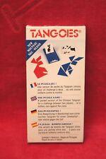 Jeu Tangoes - Une version de poche du Tangram Chinois - 2 joueurs - 100% complet