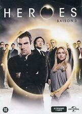 Heroes : Saison 3 (7 DVD)