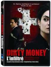 Dirty Money, L'infiltré DVD - Alain Delon / New  (VG-210126DV / VG-057)