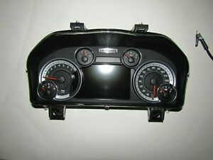 """2013 Dodge RAM Evic 7"""" 1500 2500 3500 Speedometer Cluster PROGRAMMING INCLUDED"""
