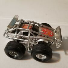 VINTAGE PONTIAC FIREBIRD CHROME MONSTER TRUCK FRICTION TOY CAR