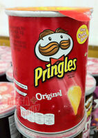 Pringles Original Flavored Potato Chips BURSTING WITH FLAVOUR Snack 47g.