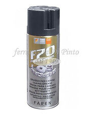 Grasso Spray ADESIVO FAREN F70 per Catene Moto 400 ml High Speed Chain