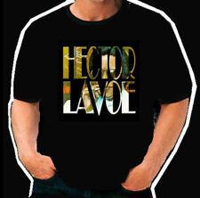 Hector Lavoe Mexican cincert music black  T Shirt