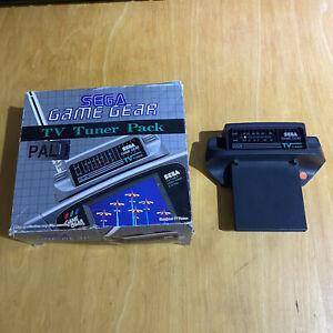 Sega Game Gear Boxed - TV Tuner Pack