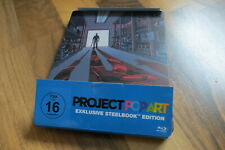 The Equalizer Steelbook Limited EditionProject Pop Art Exclusive Blu-ray ?? >>>