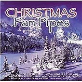 Christmas Pan Pipes, Various Artists, Very Good