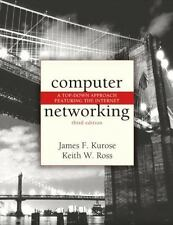 Computer Networking: A Top-Down Approach Featuring the Internet (3rd-ExLibrary