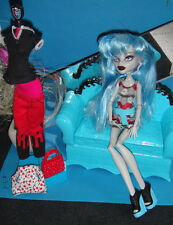✿● Mattel Monster High : Ghoulia Yelps Dawn of the Dance in Fashion Pack Deluxe