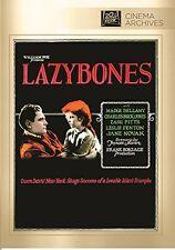 LAZYBONES DVD (1925) - Madge BELLAMY, BUCK JONES , Zasu Pitts , LESLIE FENTON