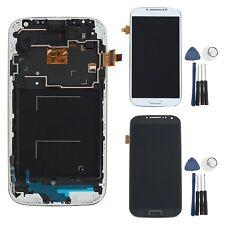Für Samsung Galaxy S4 LTE GT-I9505 LCD Display Touch Screen +Rahmen Schwarz Weiß