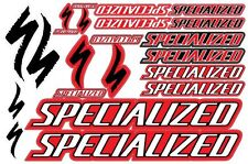 Specialized Bicycle Frame Decals Stickers Vinyl Graphic Set Aufkleber Adesivi #2