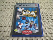 Rayman Raving Rabbids para PlayStation 2 ps2 PS 2 * embalaje original * p