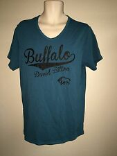 Buffalo David BItton Size XL Dragonfly TEE Mens V-neck SHIRT NWT