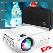 VANKYO Cinemango 100 LCD-Projektor Heimkino 220-Zoll-Display 1080P unterstützt